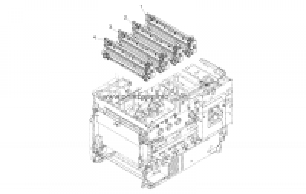 1 302R794080 PARTS FRAME MPF ASSY SP 2R794080   302R794080 для Kyocera моделей ECOSYS P5021cdn