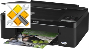 Epson Expression Home XP-322 (s/n: UDDP036623)
