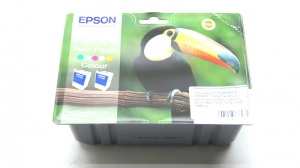 Картридж C13T00940210 | T009402 | T009 TwinPack цветной для Epson Stylus Photo 900/ 1270/ 1275/ 1280/ 1290 (О)