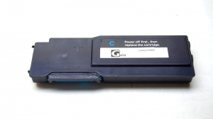 Тонер-картридж 106R02249 Cyan XEROX Phaser-6600/ WC-6605